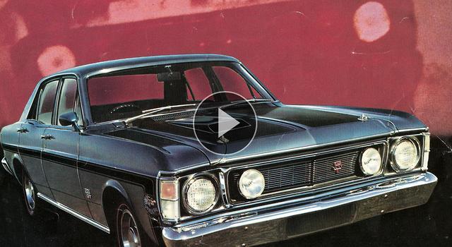 Ford Falcon history timeline - motoring com au