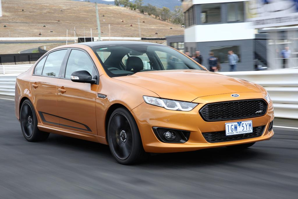 Top 10: Ford Falcon XR Sprint facts - motoring com au