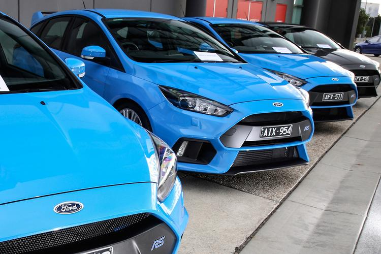 Focus RS sold out? Gouging underway - motoring.com.au