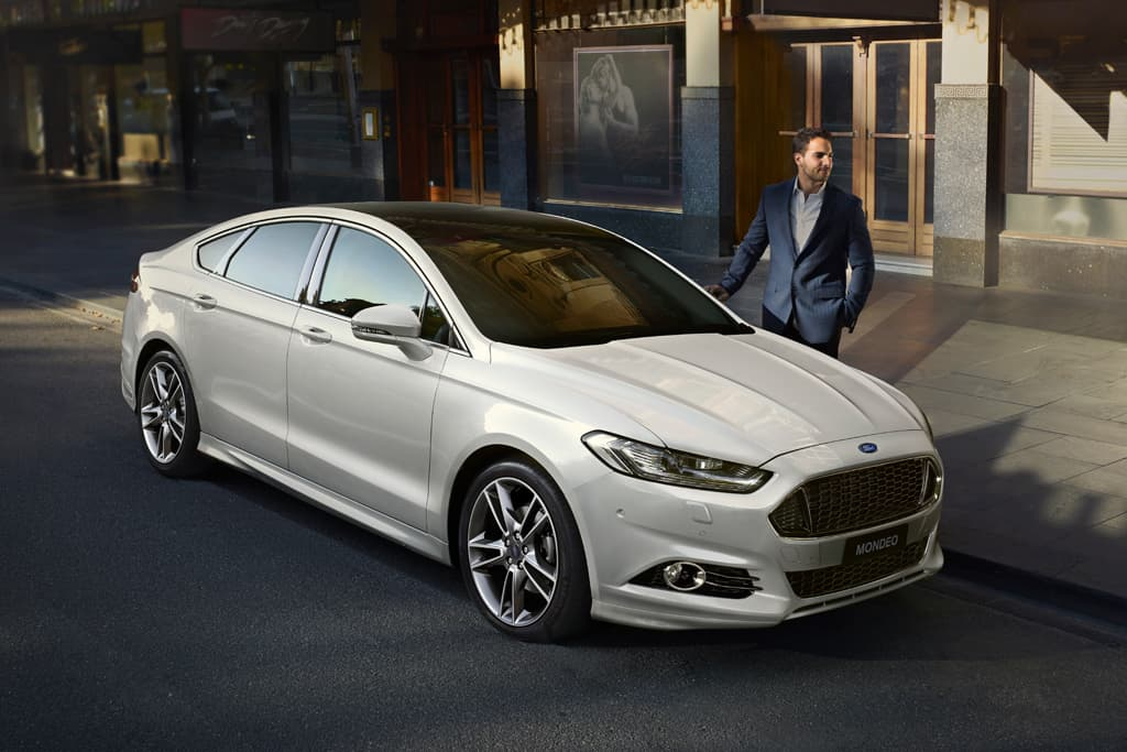 2017 Ford Mondeo Price And Specifications Released