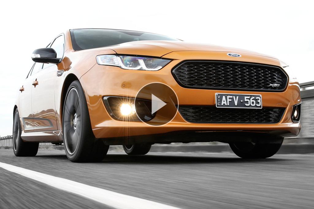 Ford Falcon XR Sprint: Video Review