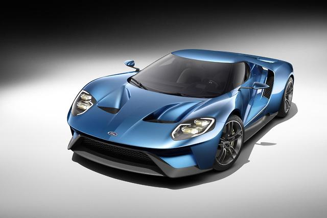 Ford To Vet All Gt Supercar Buyers