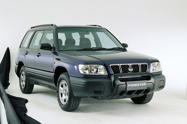 Buying used subaru forester 1997 2003 motoring buying used subaru forester 1997 2003 sciox Images