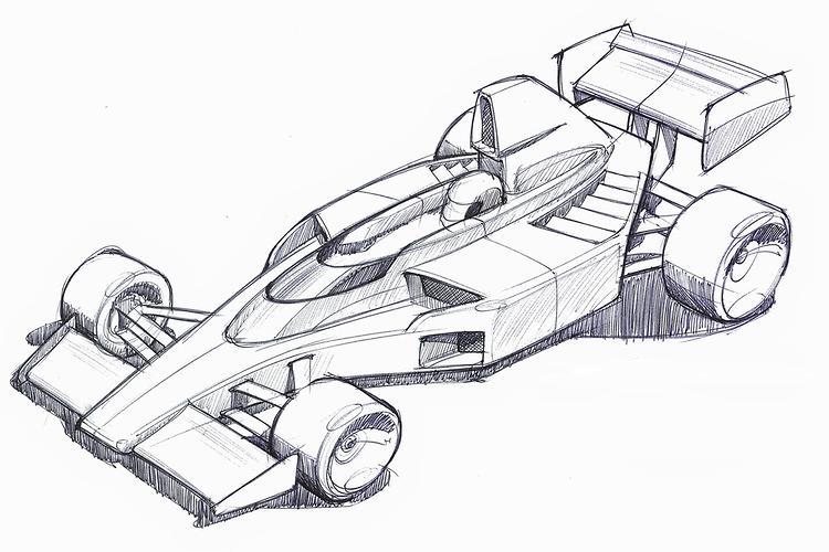 motorsport  supercars planning v8 racer
