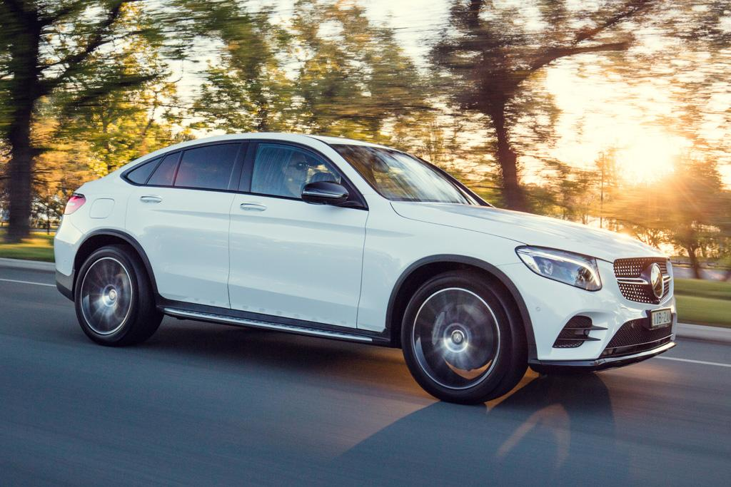Mercedes Benz Glc Coupe 2017 Review