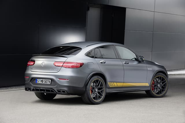 mercedes-amg glc 63 s edition 1 coming to oz - motoring.au