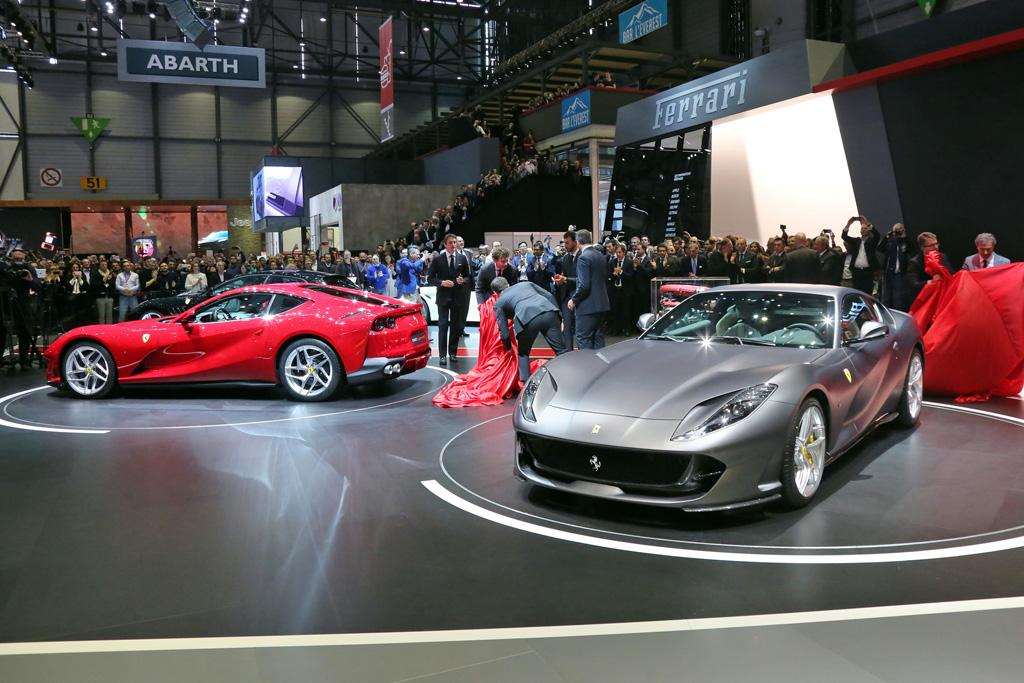 GENEVA MOTOR SHOW Top Sexiest Sports Cars Motoringcomau - List of sports cars