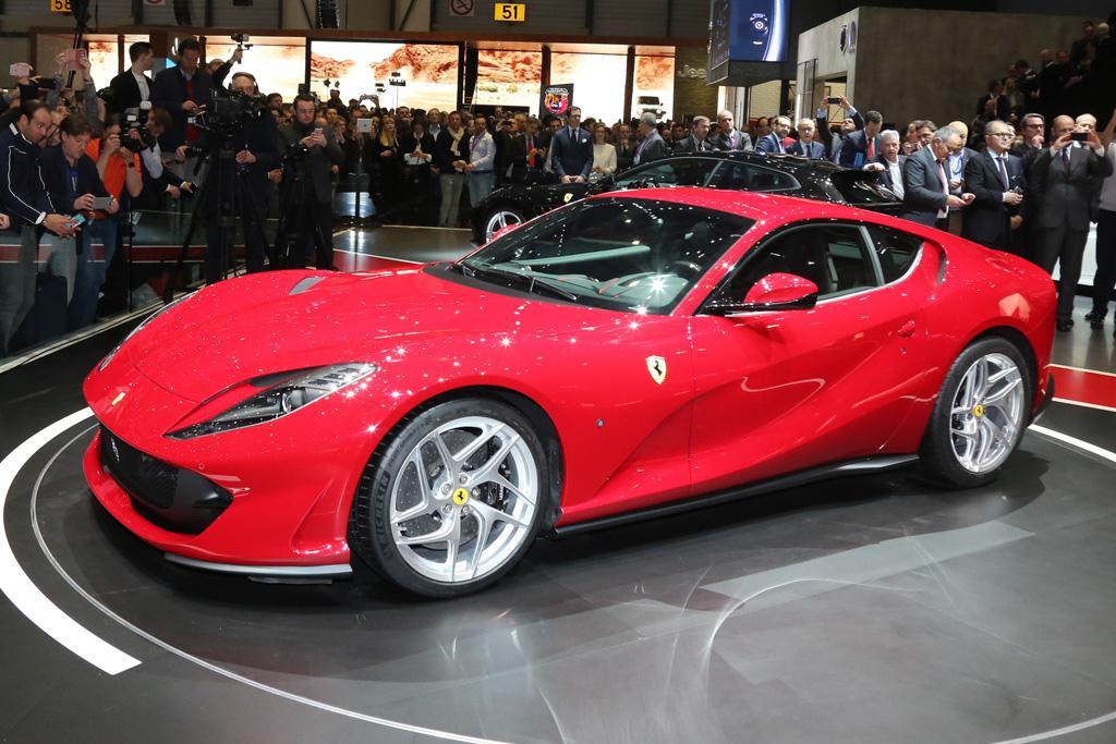 Geneva Motor Show 2017 Photo Gallery Motoring Com Au