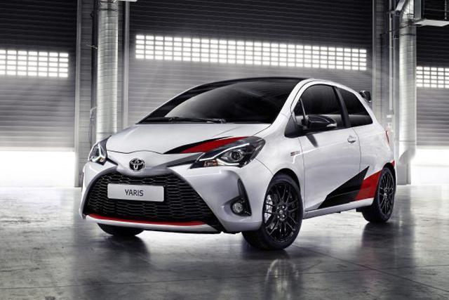 Toyota Plans High Performance Sub Brand