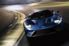 Ford Confirms Gt Will Get Kw Hit Km H