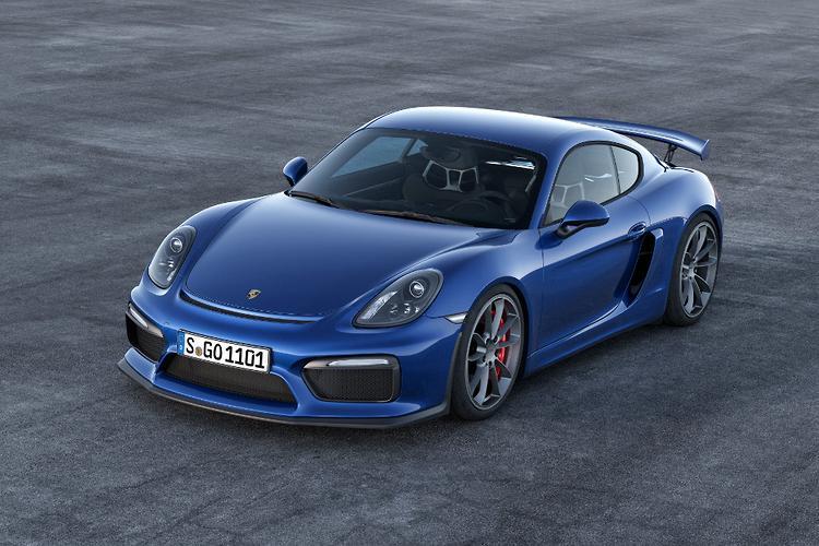 Porsche 911 gt4 rs price