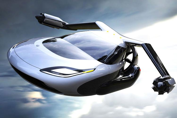 Volvo's parent company has just bought a flying-car maker