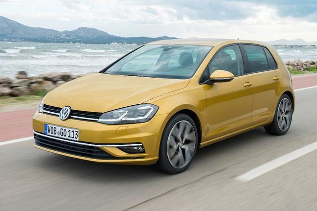 vw oz announces golf 7 5 specs. Black Bedroom Furniture Sets. Home Design Ideas