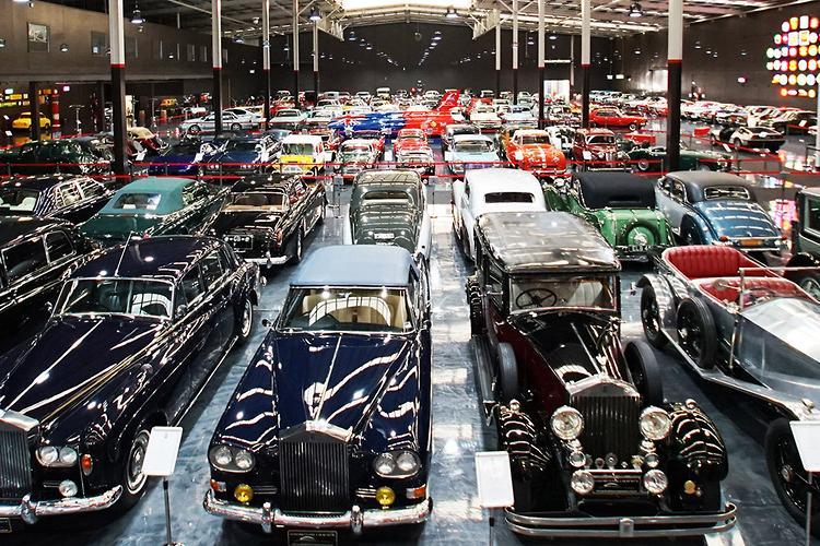 Car museum central coast