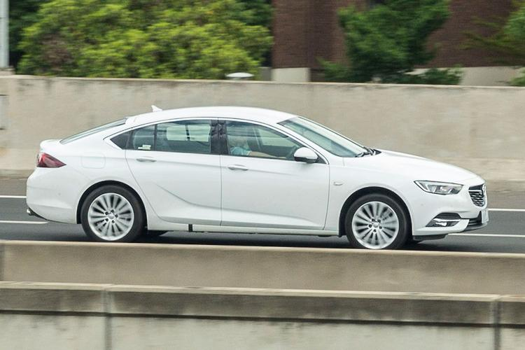 Caught New Commodore On The Road Motoring Com Au