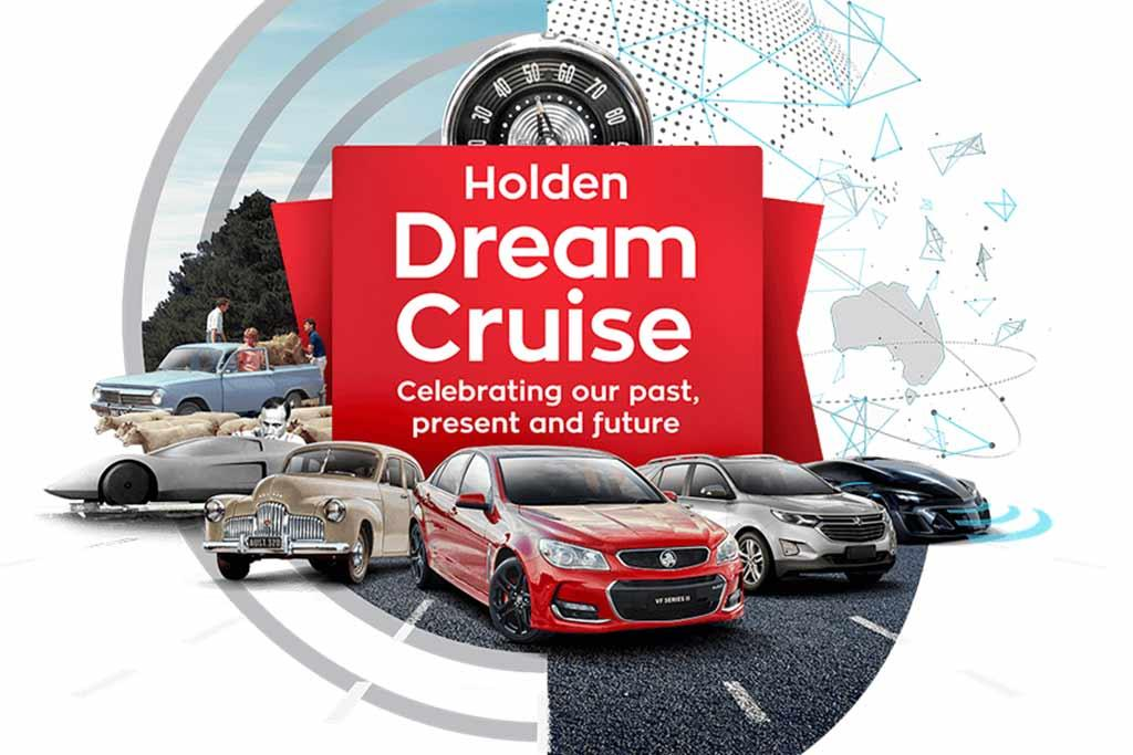 Holden Dream Cruise Announced Motoring Com Au
