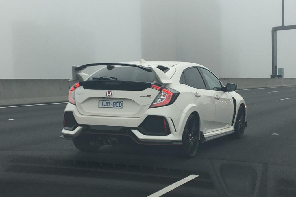 2017 Honda Civic Type R In Australia Motoringcomau