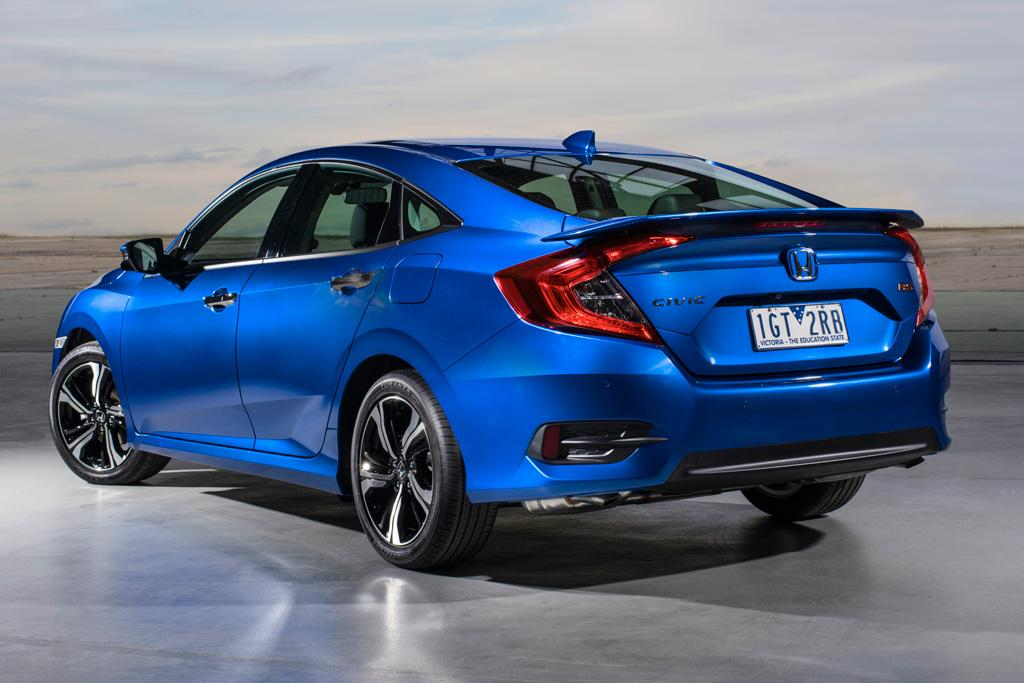 Honda Civic Rs >> Honda Civic Rs Raises Eyebrows Motoring Com Au