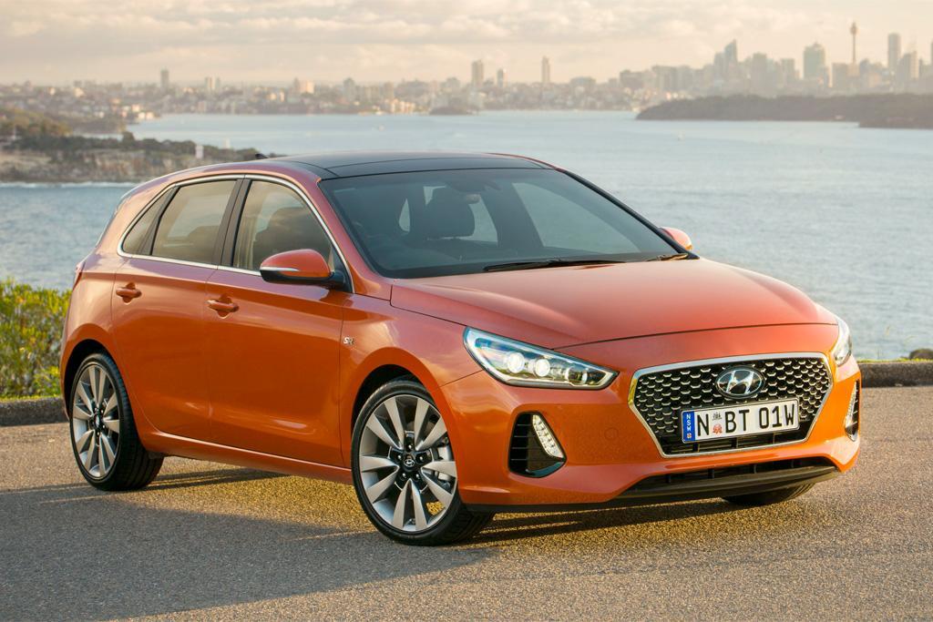 2017 Hyundai I30 Pricing Motoring Com Au