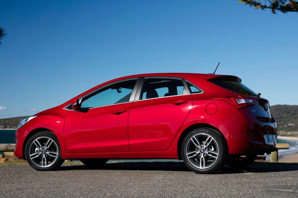 Hyundai I30 Sr Receives Spec Upgrades Motoring Com Au