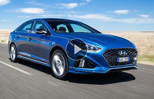 Hyundai Sonata 2017 Video Review