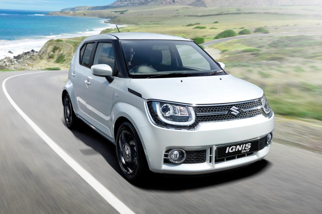 Suzuki Ignis 2017 Review