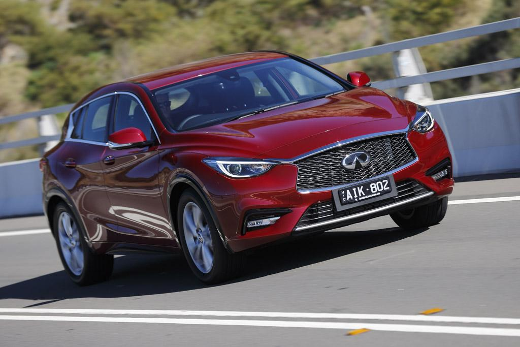 Infiniti Q30: Video Review - motoring com au