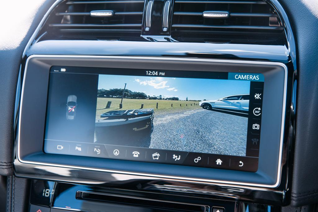 Infotainment Review: Jaguar InControl Touch Pro - motoring