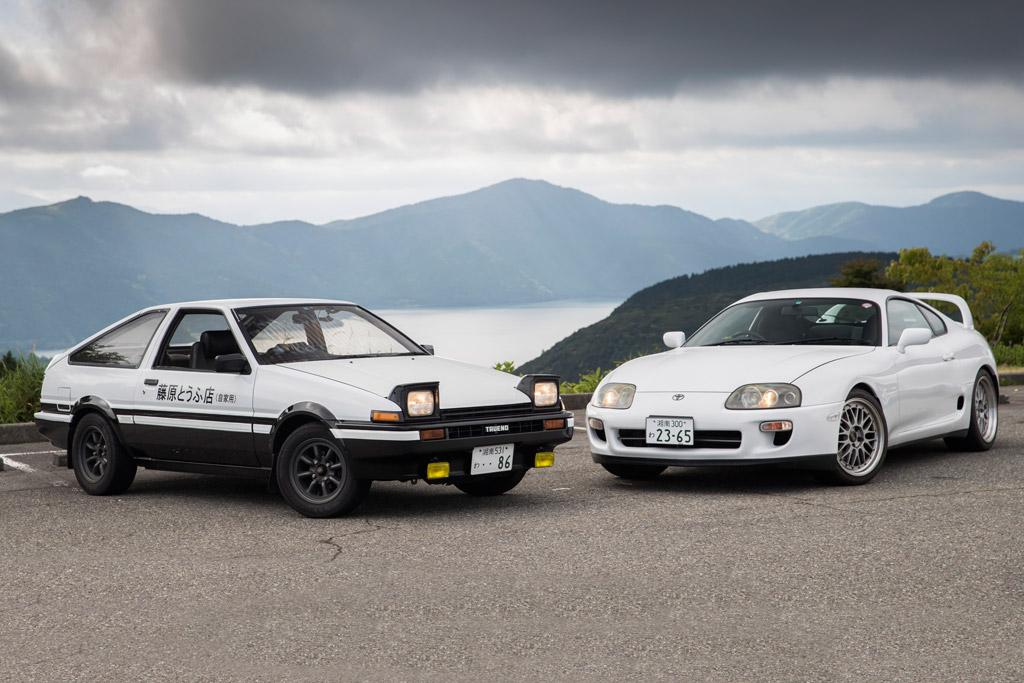 Touge By Toyota Driving Japans Best Classic Sports Cars - Sports cars japan