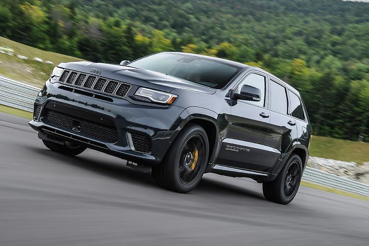 jeep grand cherokee trackhawk 2017 review. Black Bedroom Furniture Sets. Home Design Ideas