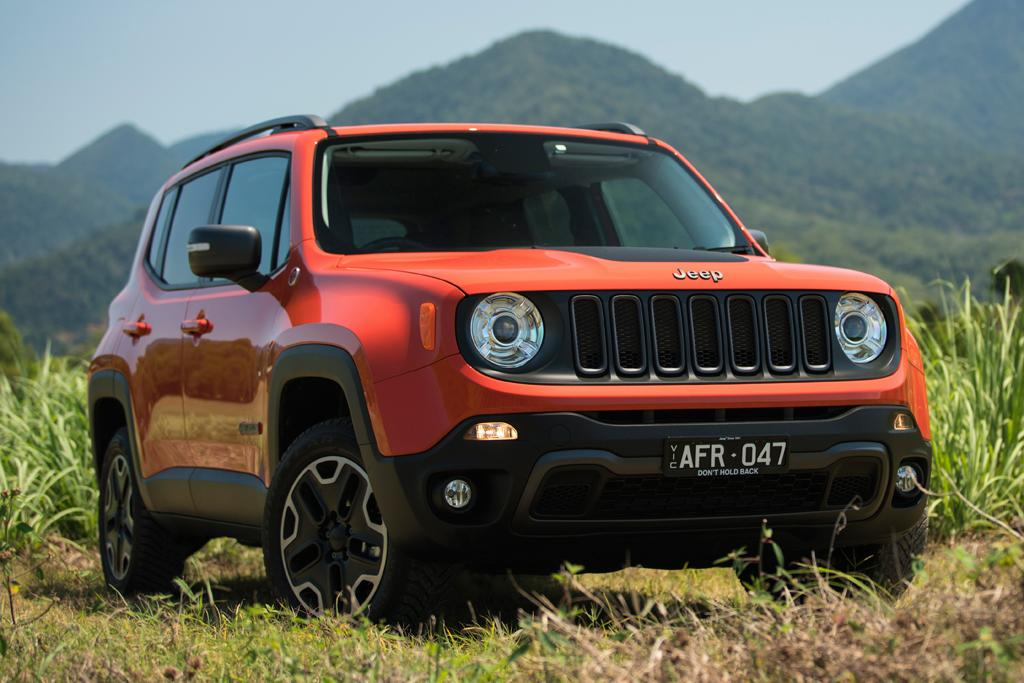 jeep renegade trailhawk 2016 review. Black Bedroom Furniture Sets. Home Design Ideas