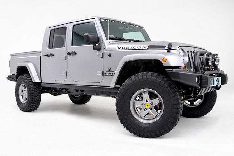 Jeep Wrangler Brute >> Jeep Wrangler Brute Rubicon 01 Motoring Com Au