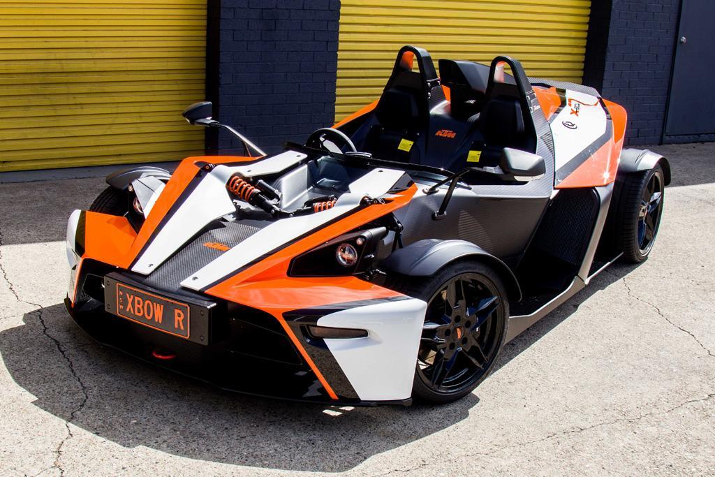 Ktm X Box >> Ktm X Bow R Video Review Motoring Com Au