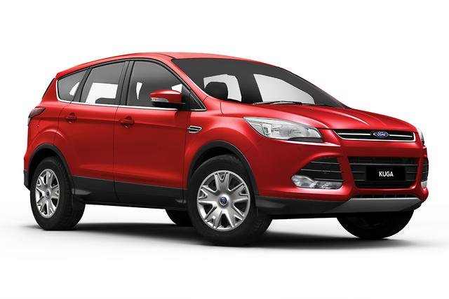 Ford Kuga Ambiente adds value - motoring com au