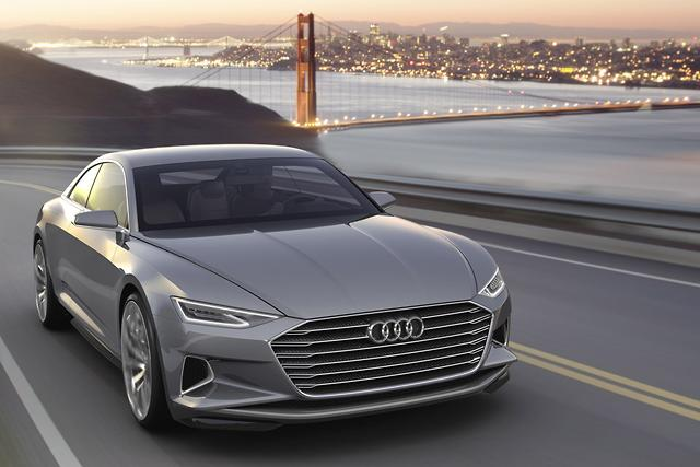 Audis Next A Will Drive Itself Motoringcomau - Audi car that drives itself