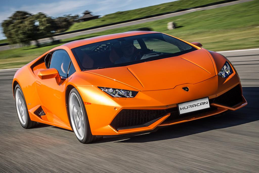 Lamborghini Huracan Refreshed Motoring Com Au