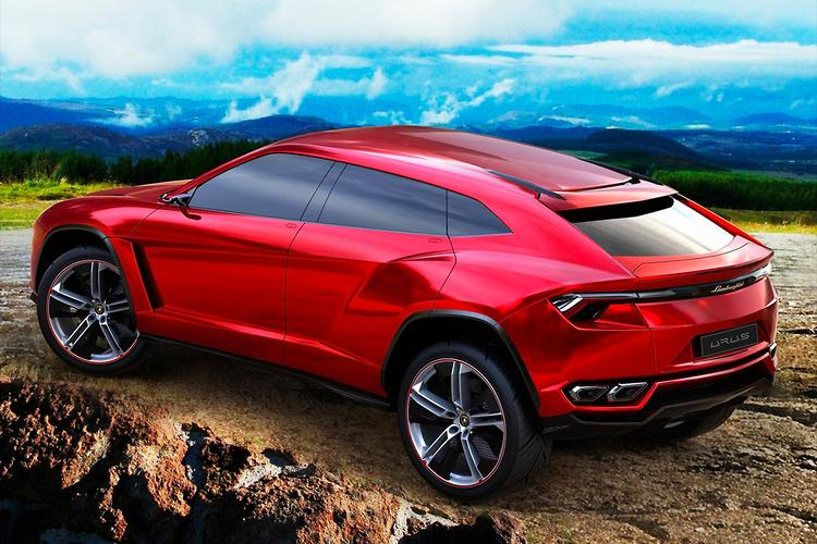 Lamborghini Urus SUV set for December debut