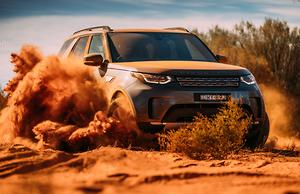 Land Rover Discovery 2017 Review