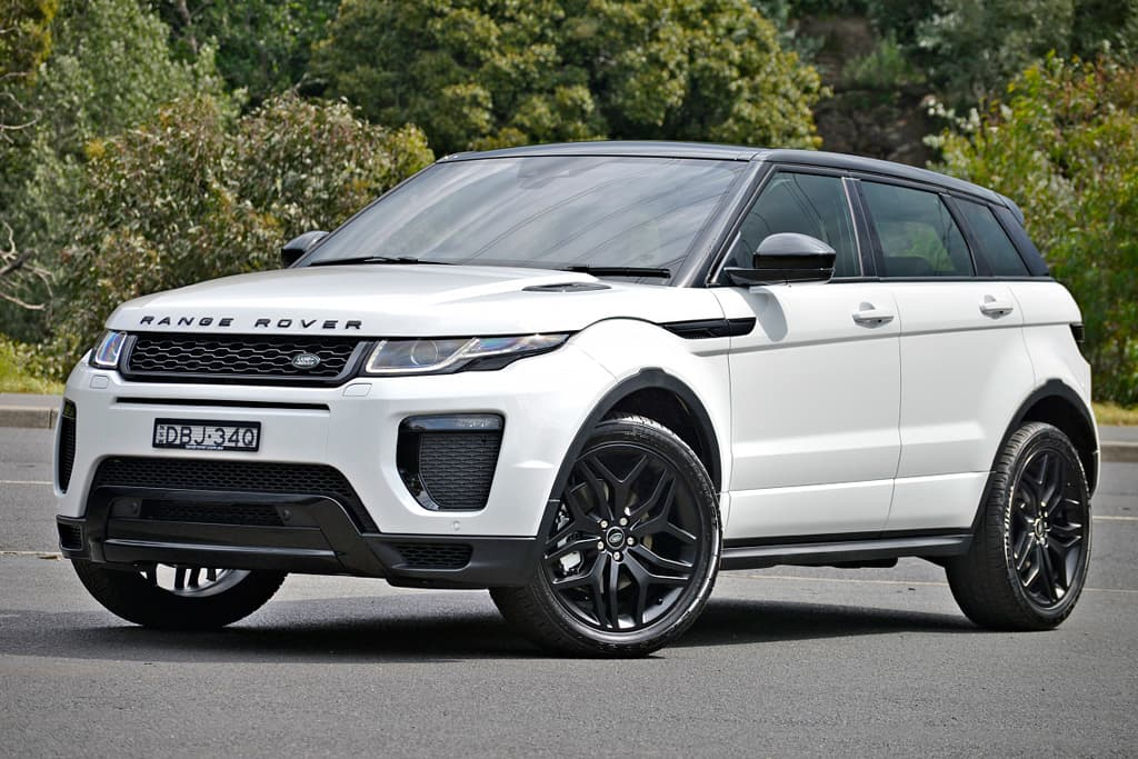 range rover evoque 2016 review. Black Bedroom Furniture Sets. Home Design Ideas