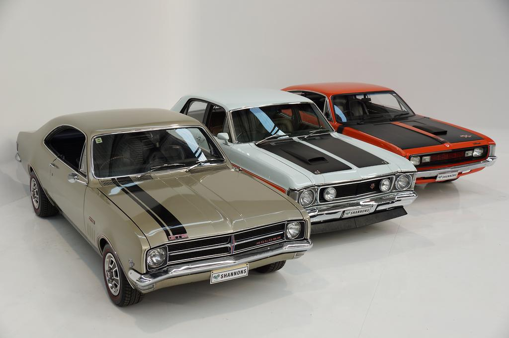 Classic Aussie muscle cars under the hammer - motoring.com.au