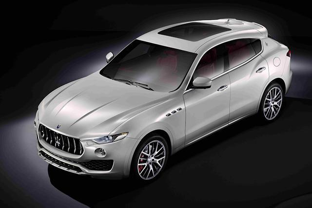 Maserati Readying Alfa Stelvio Based Suv Motoring Com Au