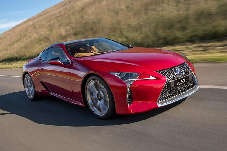 lexus lc 500h 2017 review. Black Bedroom Furniture Sets. Home Design Ideas