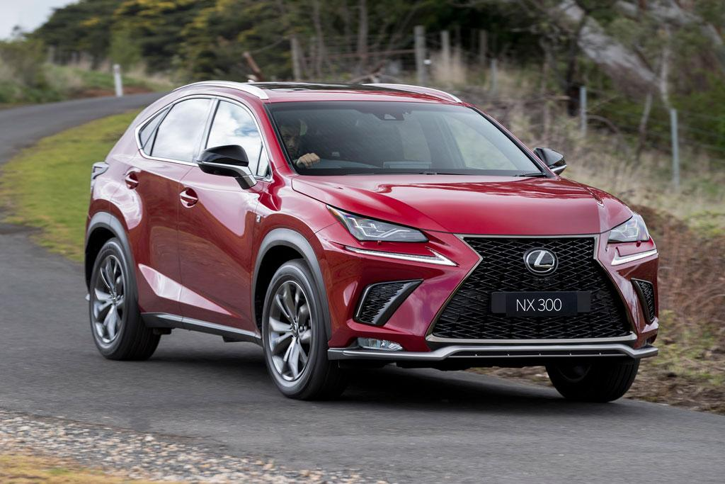 Lexus NX 300 2018 Review - motoring.com.au