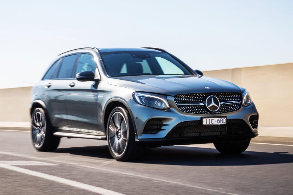 Mercedes Amg Glc 43 2016 Review Motoring Com Au