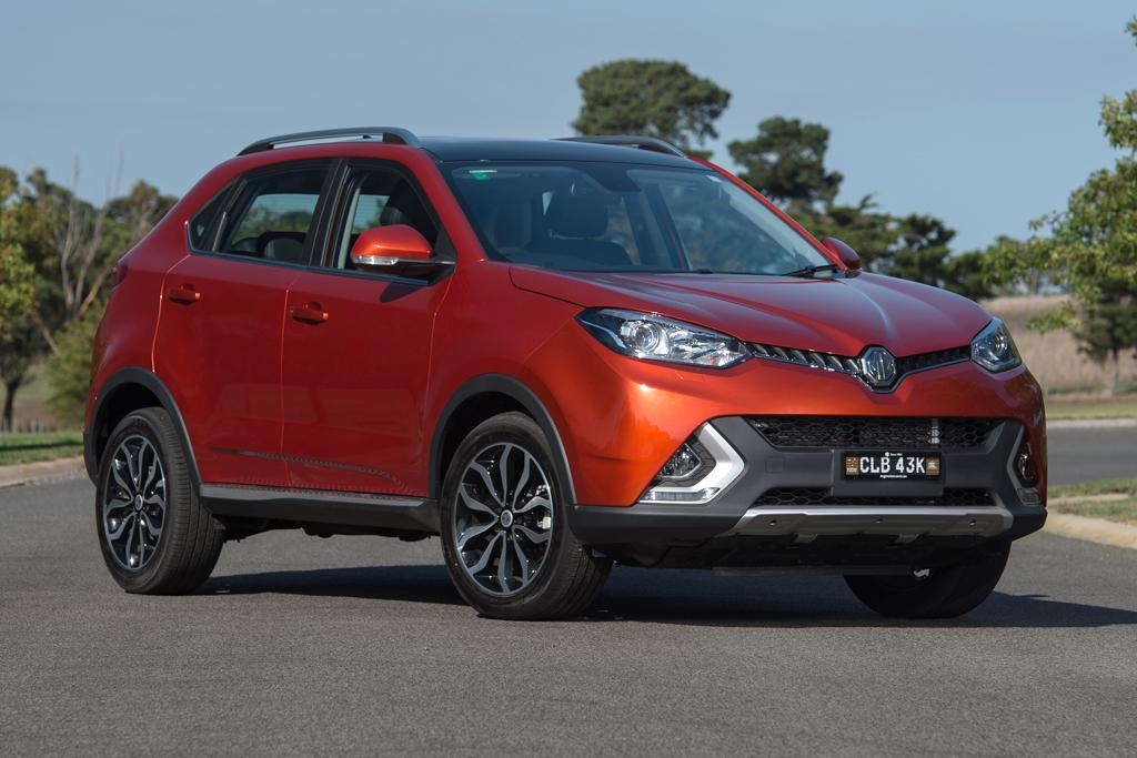 Mg Gs Suv Launches In Australia Motoring Com Au