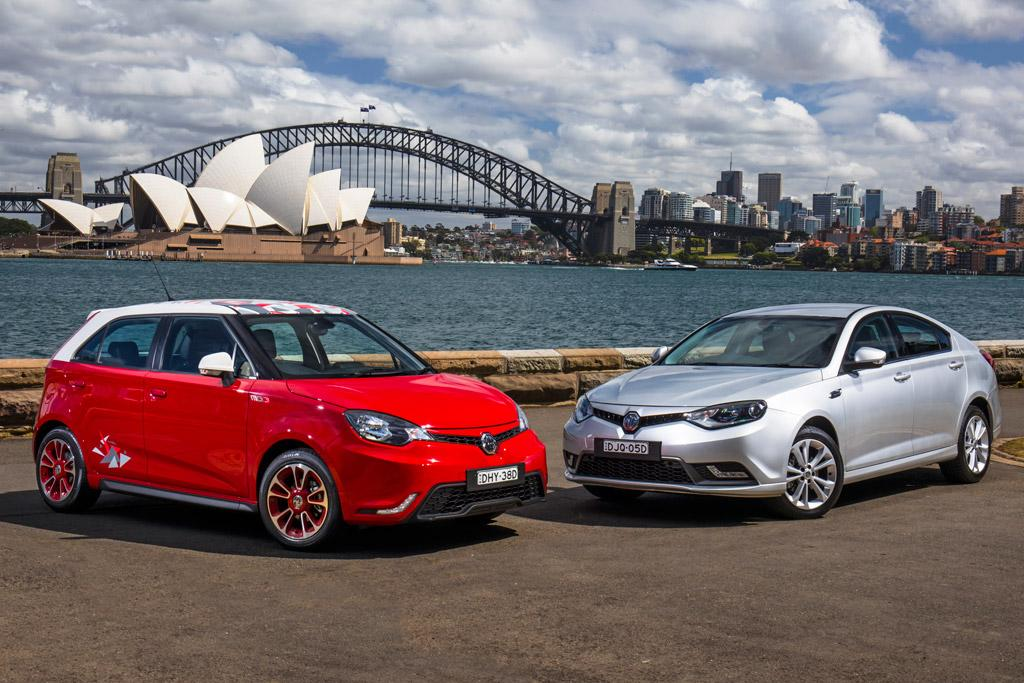 Mg Car Sales Australia >> MG revived in Australia again - motoring.com.au