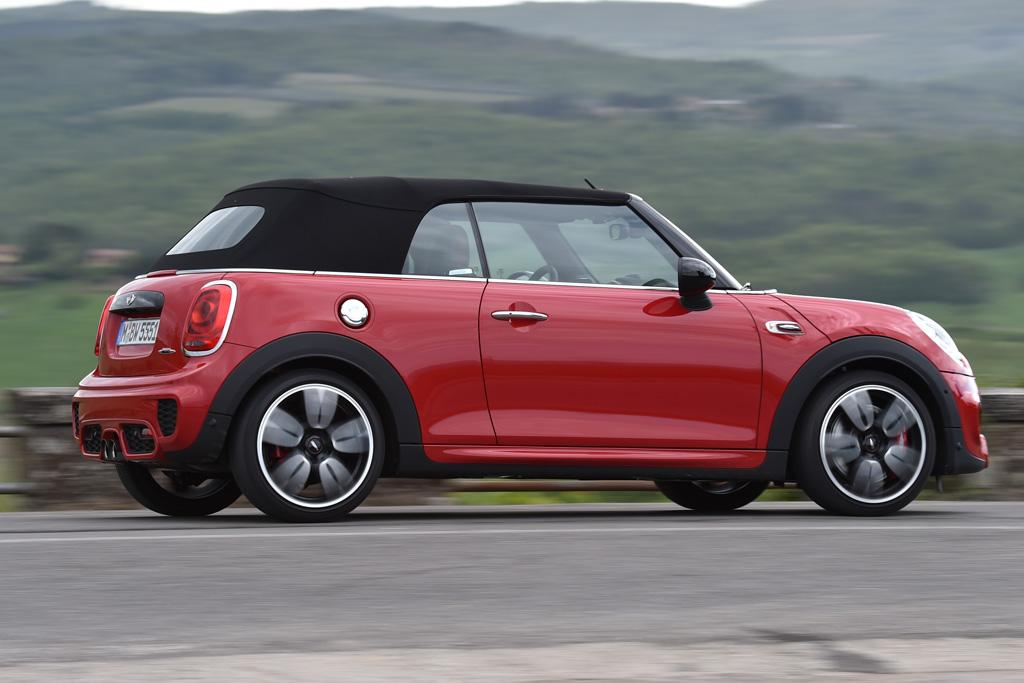 Mini Jcw Convertible 2016 Review Motoring Com Au HD Wallpapers Download free images and photos [musssic.tk]