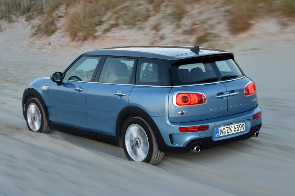 Mini Clubman All4 2016 Review Motoring