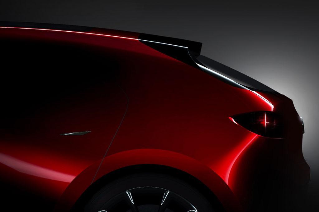 tokyo motor show: mazda previews next 3 - motoring.au