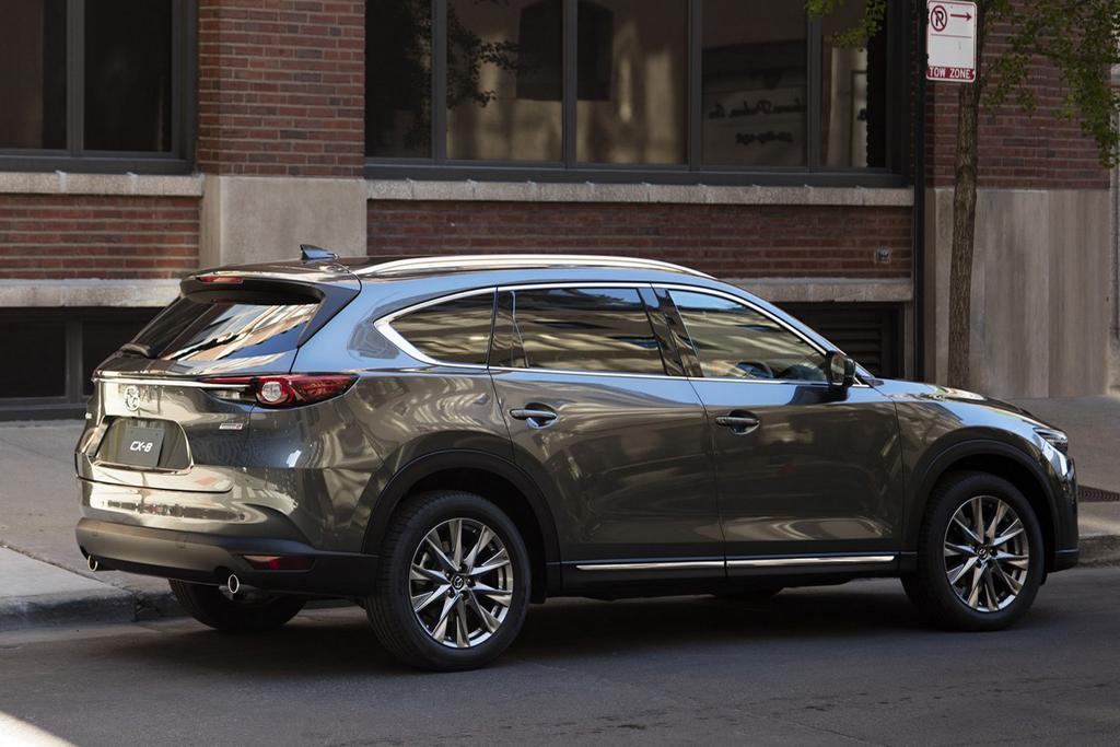 2018 Mazda CX-8: Full details - motoring.com.au
